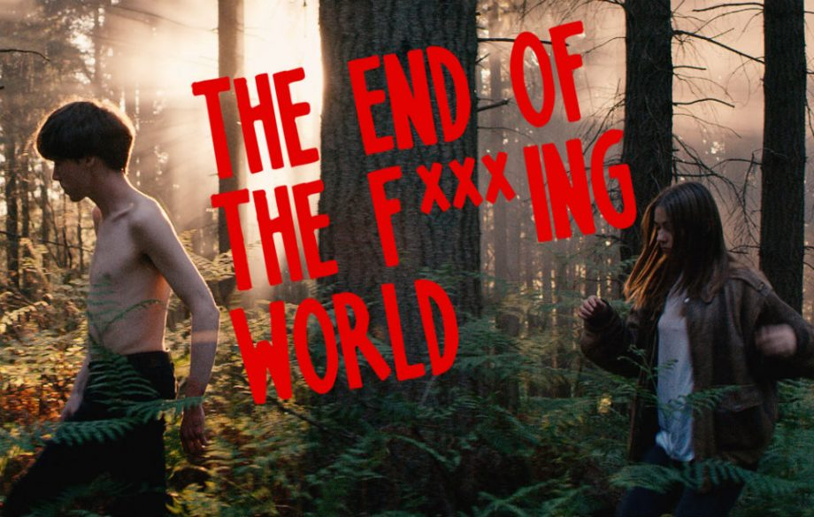 Promo image for The End of the F**cking world